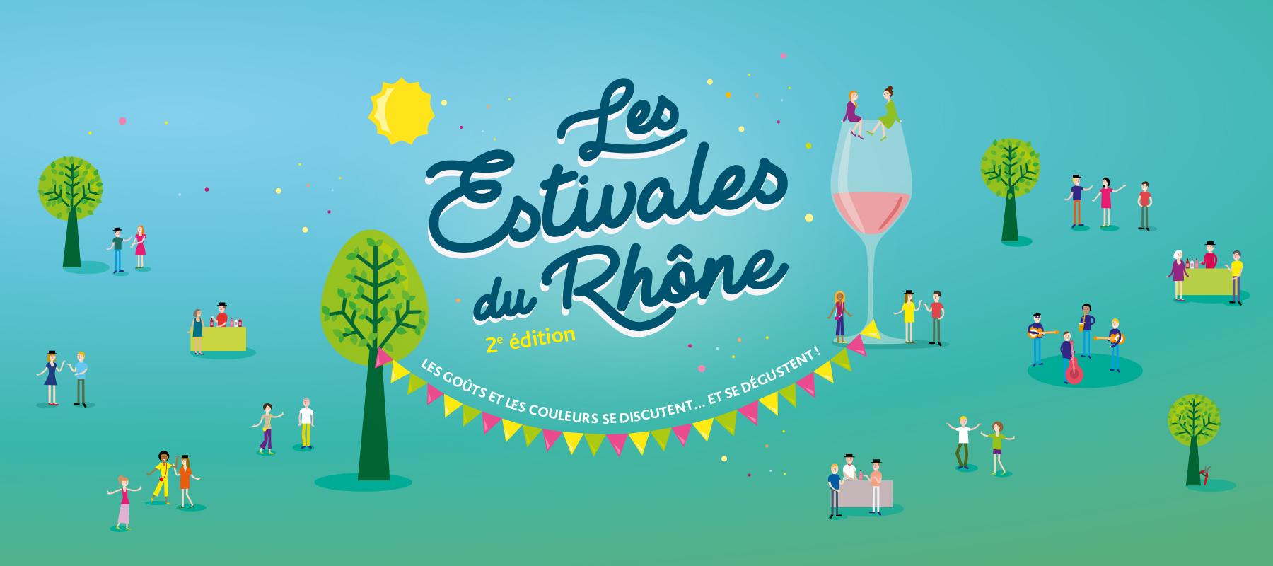 Les Estivales du Rhône 2e édition