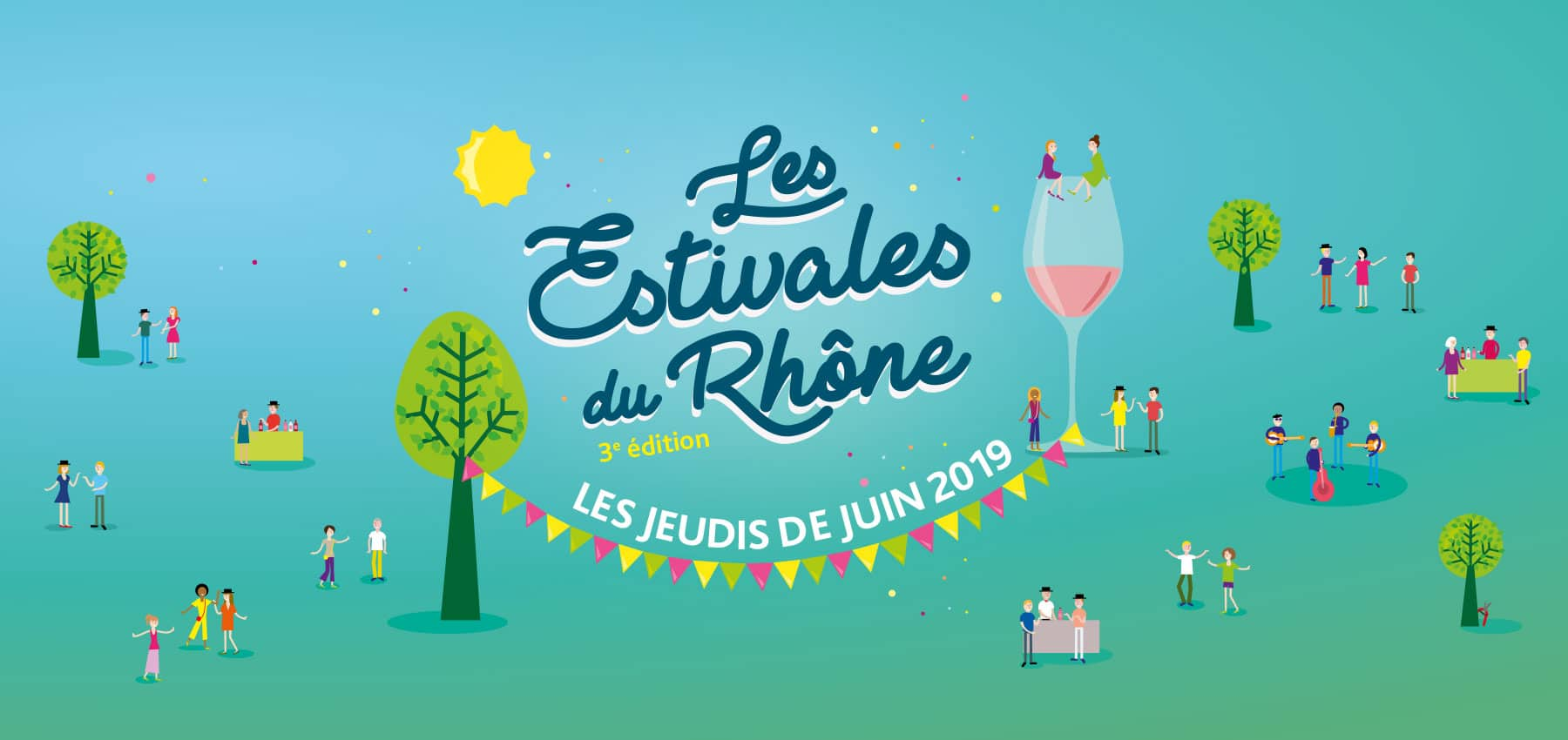 Estivales du Rhône Avignon 2019