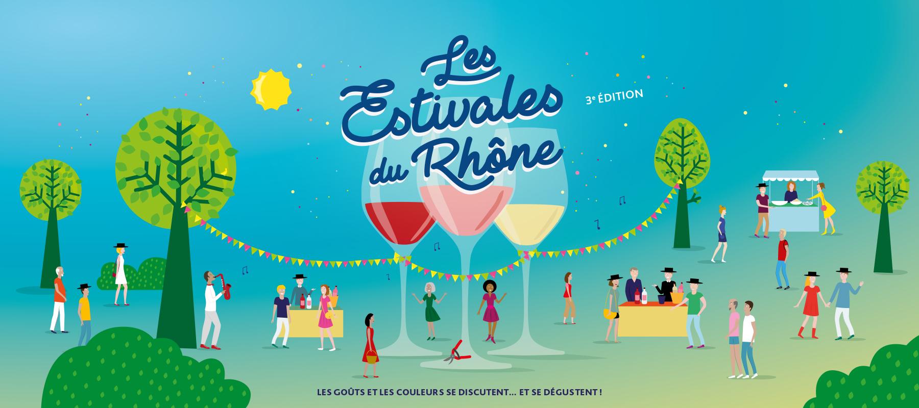 Les Estivales du Rhône 2019